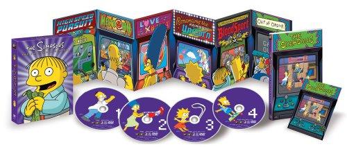 ザ・シンプソンズ シーズン13 DVDコレクターズBOX ラルフ・ヘッド付き