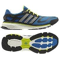 adidas(アディダス) ランニングシューズ メンズ ENERGY BOOST ブルー 27.5