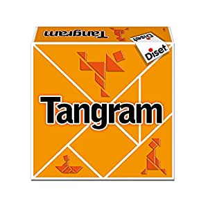 Amazon.com: Diset - 76511 - Jeu Educatif et Scientifique - Tangram
