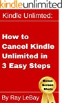 Kindle Unlimited: How to Cancel Kindl...