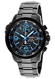 Seiko Gents Solar Powered Chronograph Watch SSC079P1