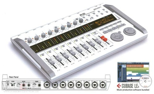 Zoom R16 Digital Recorder/ USB Audio Interface/ Surface Controller