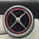 ネクストジー ( NextZ ) メルセデス ベンツ W176 Aクラス CLA GLA フロント エアコン カバー 5点 セット ( インナー リング )