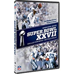 NFL Super Bowl Series: Dallas Cowboys: Super Bowl XXVII