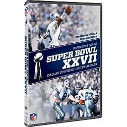 NFL Super Bowl Series: Dallas Cowboys: Super Bowl XXVII