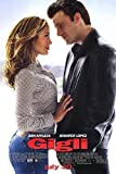 Gigli Original 27 X 40 Theatrical Movie Poster