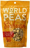 World Peas Green Pea Snack Variety Pack, Chili, BBQ and Garlic, 3 Count