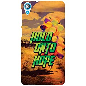 Printland HTC Desire 820 Back Cover High Quality Designer Case