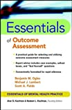 img - for Essentials of Outcome Assessment (Essentials of Mental Health Practice) book / textbook / text book