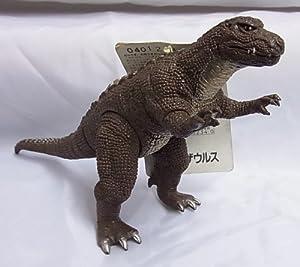 ゴジラ ソフビ ゴジラザウルス