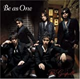 Be as One (初回限定盤)(DVD付)