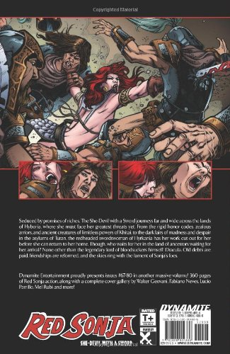 Red Sonja Omnibus Volume 5 (Red Sonja Omnibus Volume 1 Red)