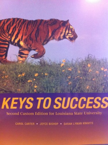 KEYS TO SUCCESS-TEXT ONLY >CUS