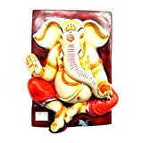 Celebration Hanging Ganesh (15 CM X 15 CM X 15 CM_s019)