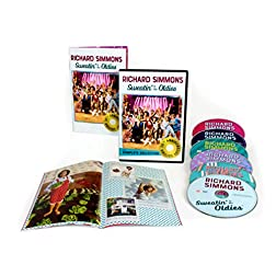 Richard Simmons: Sweatin to the Oldies The Complete Collection 30th Anniversary