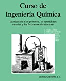 img - for Curso de ingenier a qu mica (Spanish Edition) book / textbook / text book