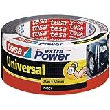 Tesa®Black Gaffer Duct Tape, 48mm x 25m