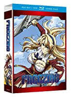 Freezing Complete Series Limited Edition Blu-raydvd Combo from Funimation Prod
