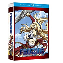 Freezing: Complete Series (Limited Edition Blu-ray/DVD Combo)