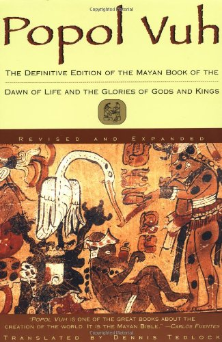 Popol Vuh: The Definitive Edition of The Mayan Book of...