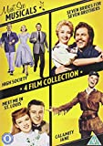 High Society / Seven Brides For Seven Brothers / Meet Me In St Louis / Calamity Jane [DVD][2012]