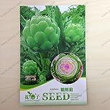 オリジナルパッケージの野菜の種、アーティチョークの種子、成熟した開花90日、4粒子の種子/バッグ