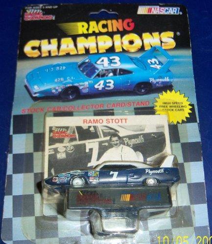 1991 Racing Champions # 7 Ramo Stott 1/64 scale