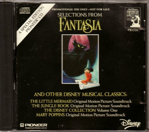 Selections from Fantasia and other Disney Musical Classics ~ Pioneer Special Edition