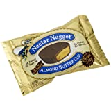 Natural Nectar Nugget, Almond Butter Cup, 1.12-Ounce (Pack of 24)
