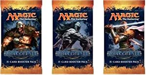 5 (Five) Packs of Magic the Gathering MTG: M14 Corre Set 2014 Booster Pack Lot (5 Packs)