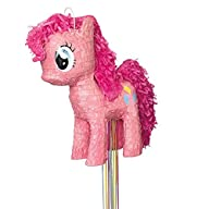 My Little Pony Pinata, Pull String