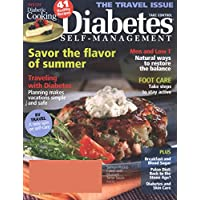 1-Year (6 Issues) of Diabetes Self Management Magazine Subscription