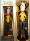 Toy Story Woody Roundup Figure Vintage Version Original from Japan
