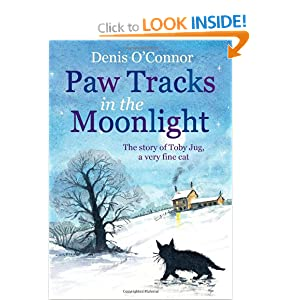 Paw Tracks in the Moonlight - Denis O'Connor