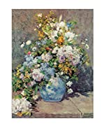 Artopweb Panel Decorativo Renoir Spring Flowers 80x60 cm