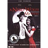 A Nero Wolfe Mystery - Series 1 - 3-DVD Box Set ( A Nero Wolfe Mystery - Series One ) ( The Golden Spiders / The Doorbell Rang (The Door bell Rang) / Champagne for One (Champagne f [ NON-USA FORMAT, PAL, Reg.2 Import - Netherlands ] ~ Timothy Hutton