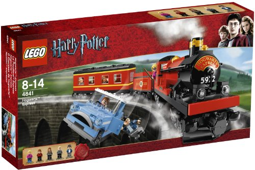 LEGO Harry Potter 4841 - Hogwarts-Express