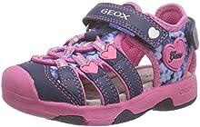 Comprar Geox B Sandal Multy Girl - Zapatos primeros pasos para bebé-niñas