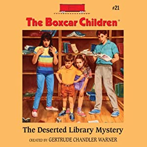 The Deserted Library Mystery Audiobook