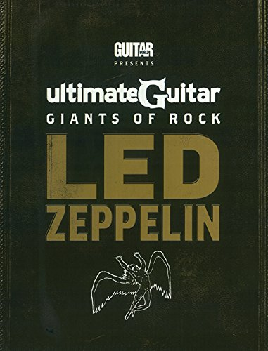 Guitar World -- Led Zeppelin Box Set (Book & Dvd) (Ultimate Guitar)