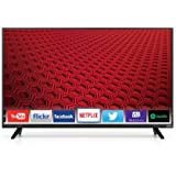VIZIO E43-C2 43-Inch 1080p Smart LED HDTV