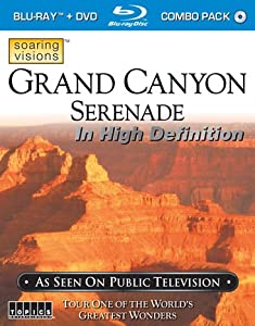 Grand Canyon Serenade (Blu-ray/DVD Combo)