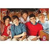 (24x36) One Direction Group Single Cover Music Poster