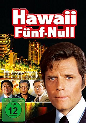 Hawaii Fünf-Null - Season 7 [6 DVDs]