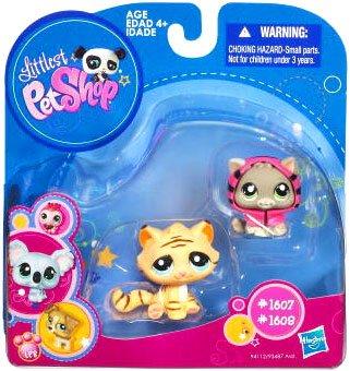 Buy Low Price Hasbro Littlest Pet Shop 2010 Assortment A Series 5 Collectible Figure Kitten Cat (B003V5A0JM)