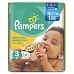 Pampers Windeln New Baby, Gr. 3 Midi...