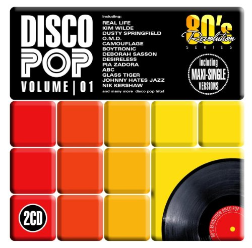 01 - Disco Pop 01 - Zortam Music