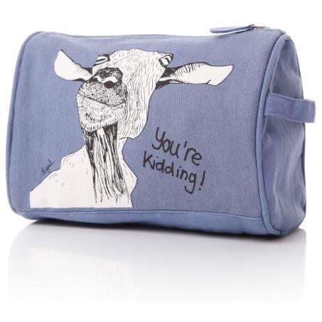 casey-rogers-kulturbeutel-youre-kidding-kissen-lila-mit-ziege-make-up-reisetasche