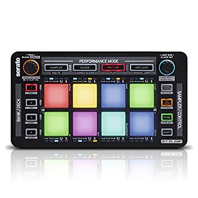 Reloop Neon USB Modular Pad Controller for Serato DJ (NEON) from American Music and Sound