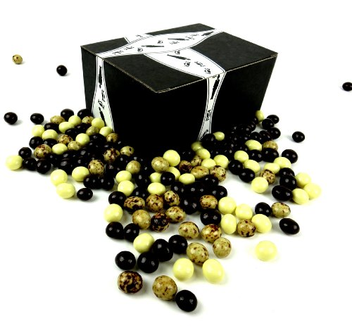 Gourmet Chocolate Espresso Beans Blend, 2 lb Bag in a Gift Box by Cuckoo Luckoo™ Confections